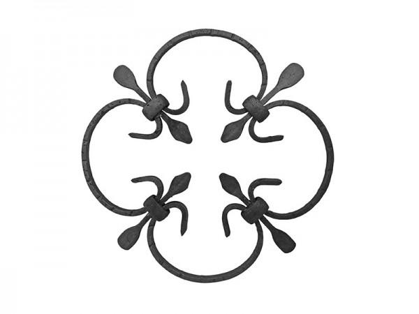 Zierornament schmiedeeisen