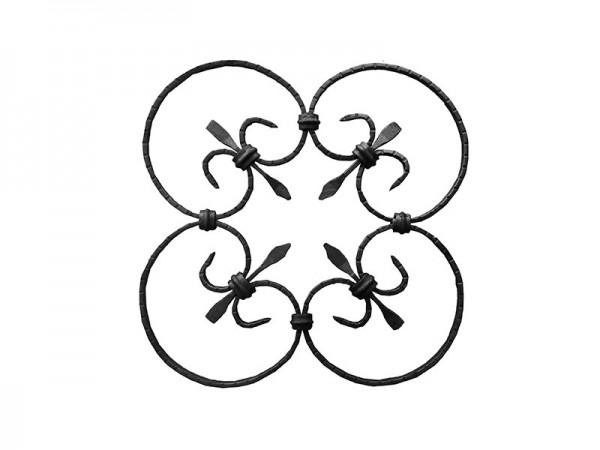 Zierornament - www.Schlosserei24.COM -