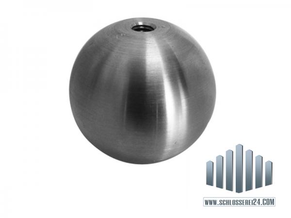 Kugel mit Gewinde - 50mm Durchmesser